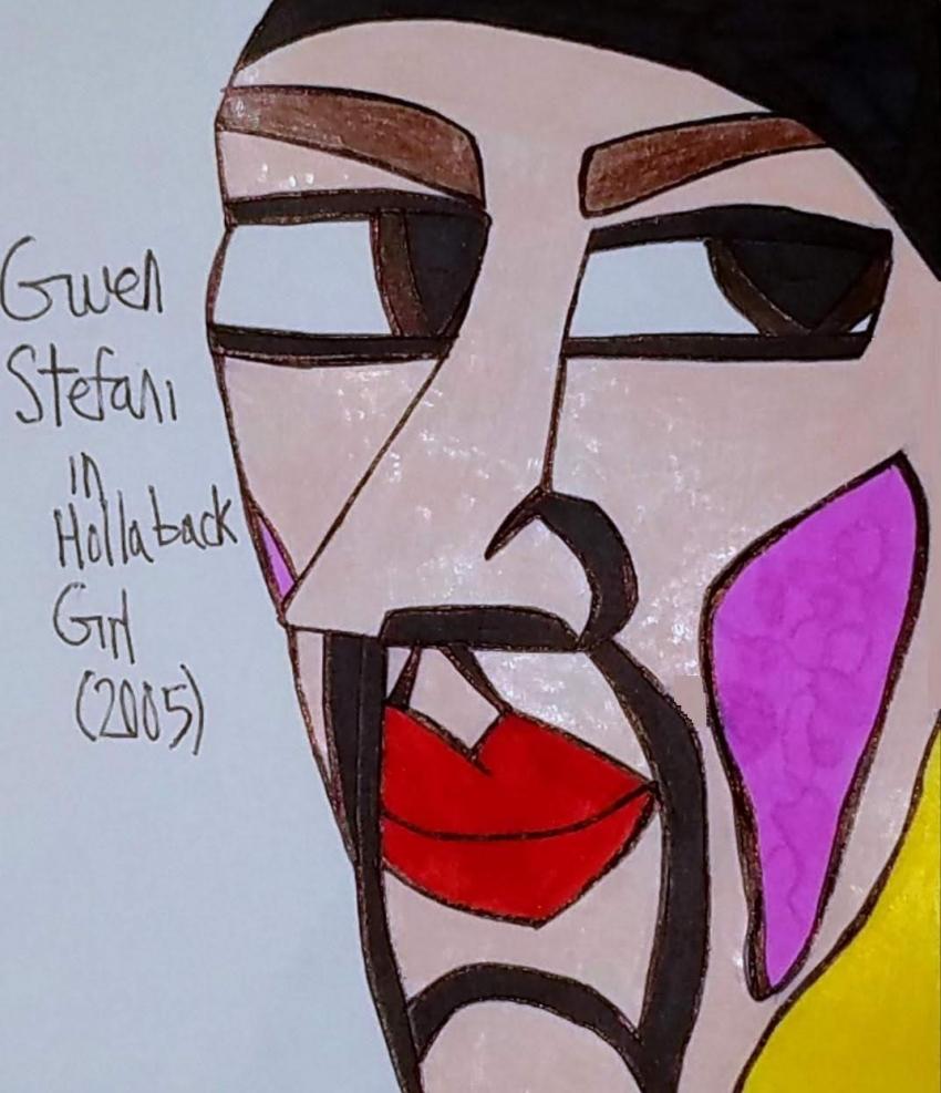 Gwen Stefani par armattock
